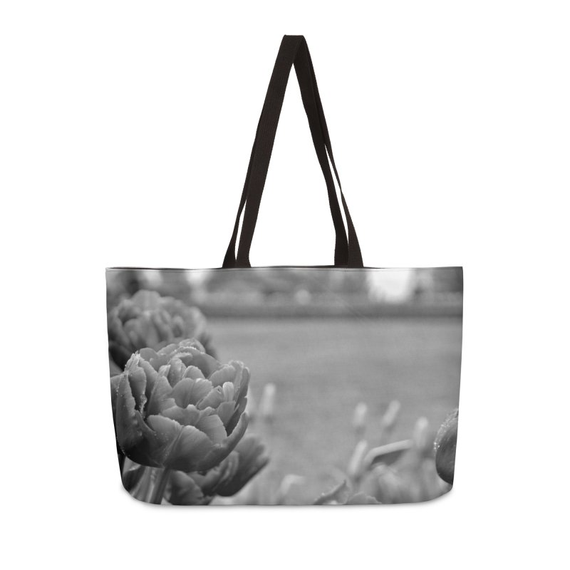 Pink grayscale Accessories Bag by Soulstone's Artist Shop