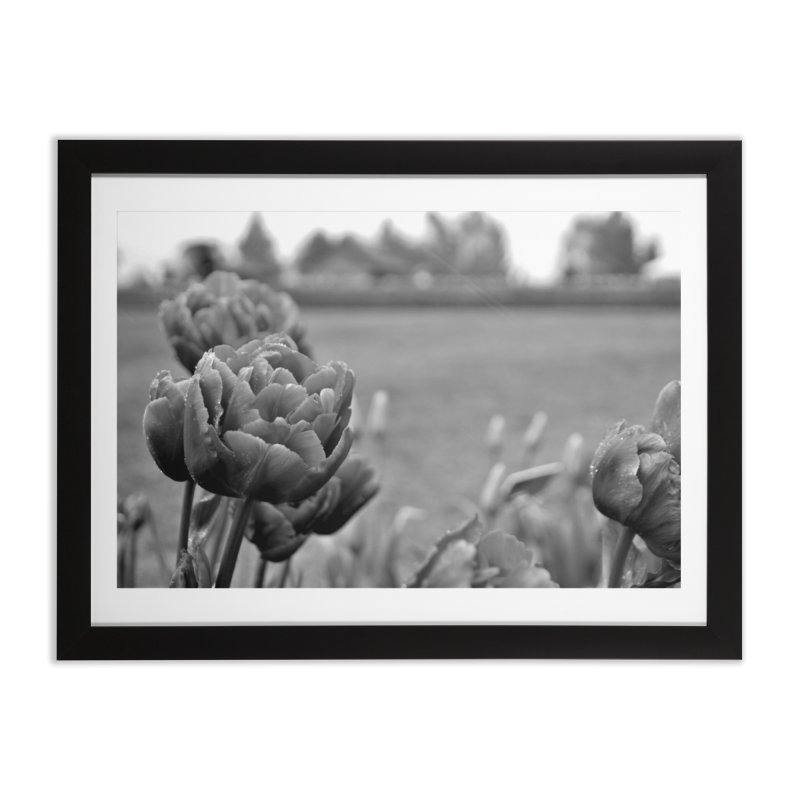 Pink grayscale Home Framed Fine Art Print by Soulstone's Artist Shop