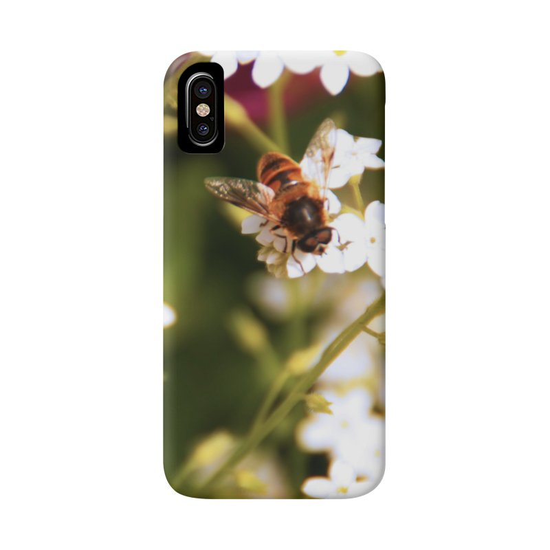 Busy Bee Accessories Phone Case by Soulstone's Artist Shop