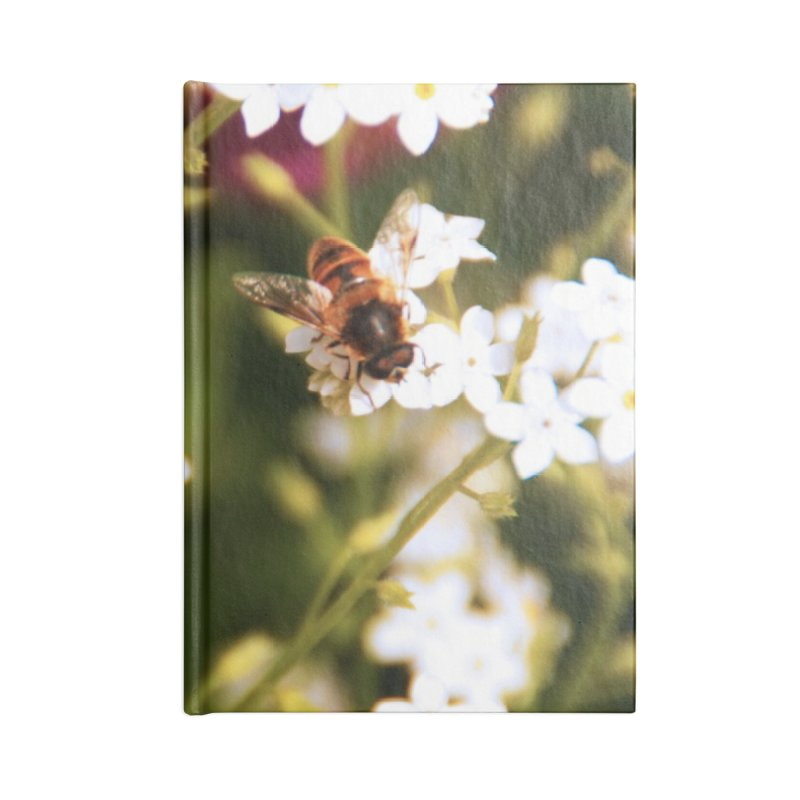 Busy Bee Accessories Notebook by Soulstone's Artist Shop