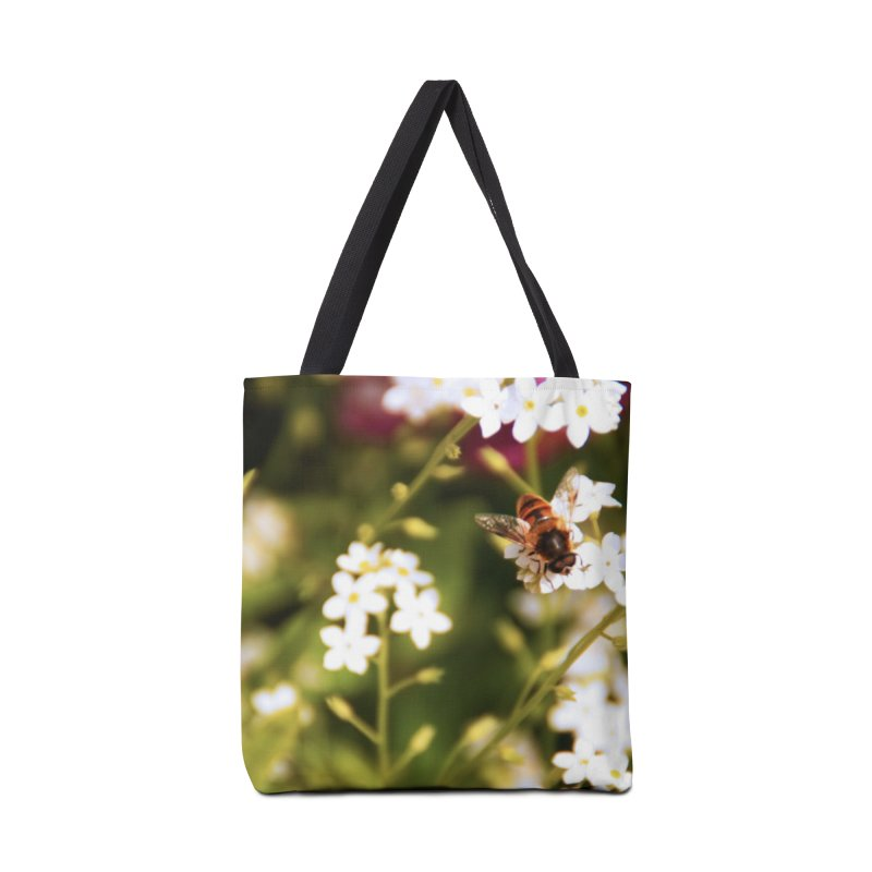 Busy Bee Accessories Bag by Soulstone's Artist Shop