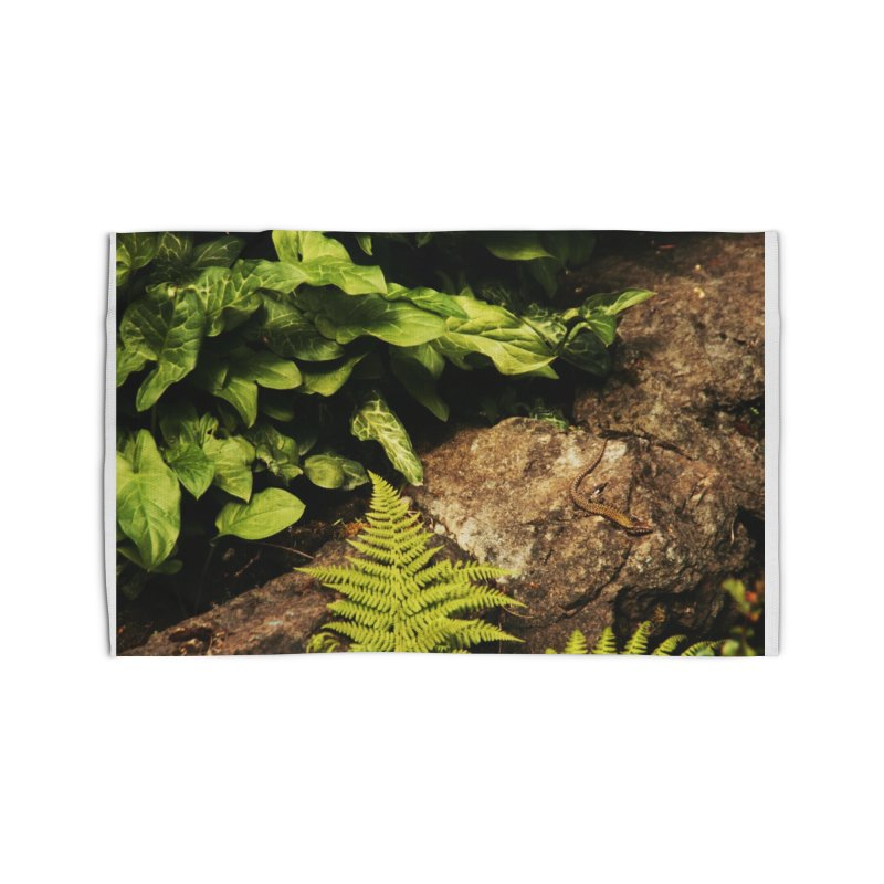 Lizard Home Rug by Soulstone's Artist Shop