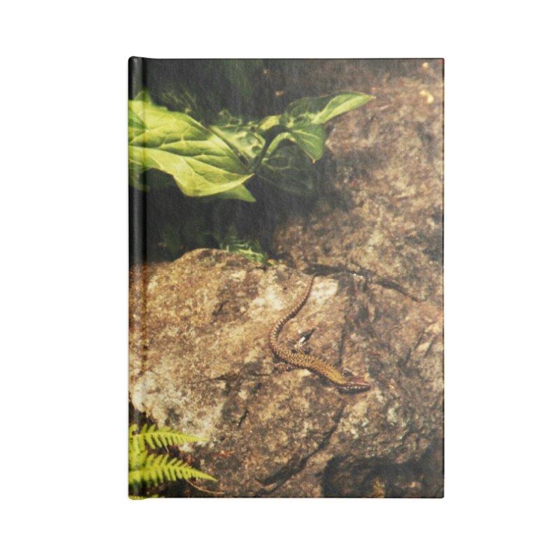 Lizard Accessories Notebook by Soulstone's Artist Shop