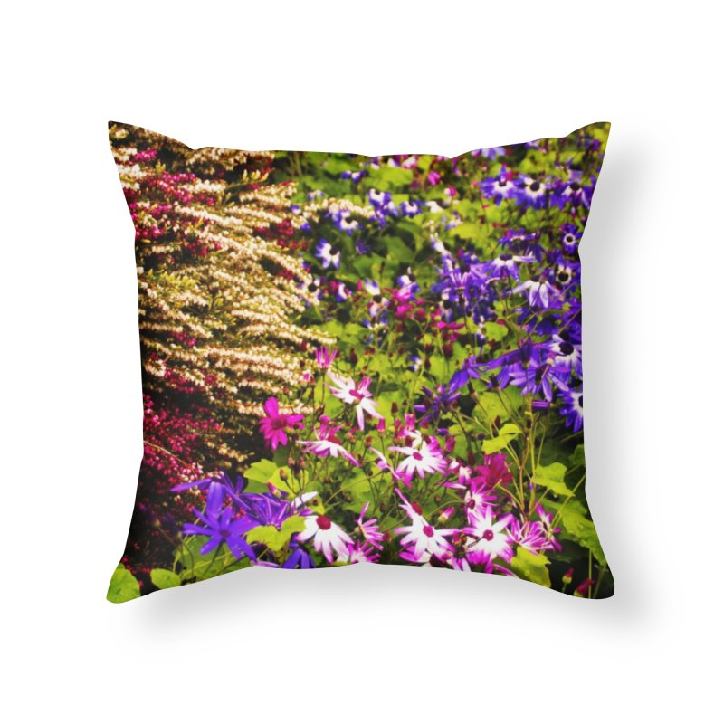 Variation Home Throw Pillow by Soulstone's Artist Shop