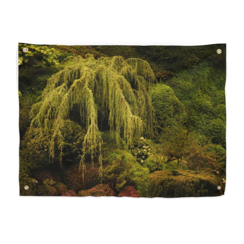 the willow tree Home Tapestry by Soulstone's Artist Shop