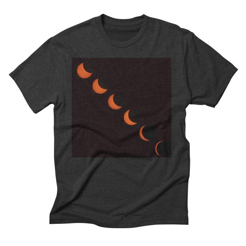 Eclipse 2017 Men's Triblend T-Shirt by Soulstone's Artist Shop