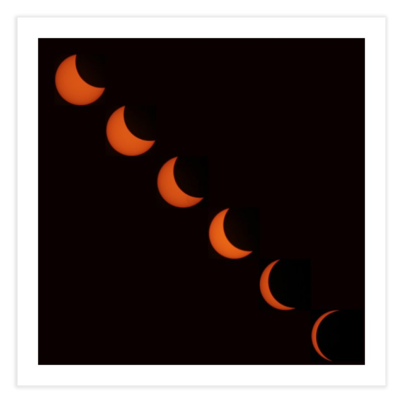 Eclipse 2017 Home Fine Art Print by Soulstone's Artist Shop
