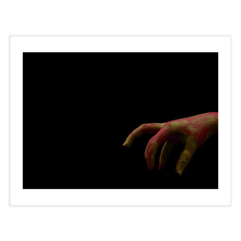 The Hand Home Fine Art Print by Soulstone's Artist Shop