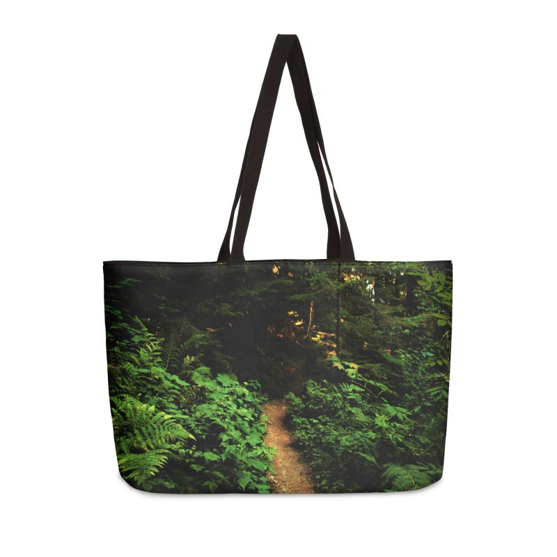 Forest Path Accessories Bag by Soulstone's Artist Shop