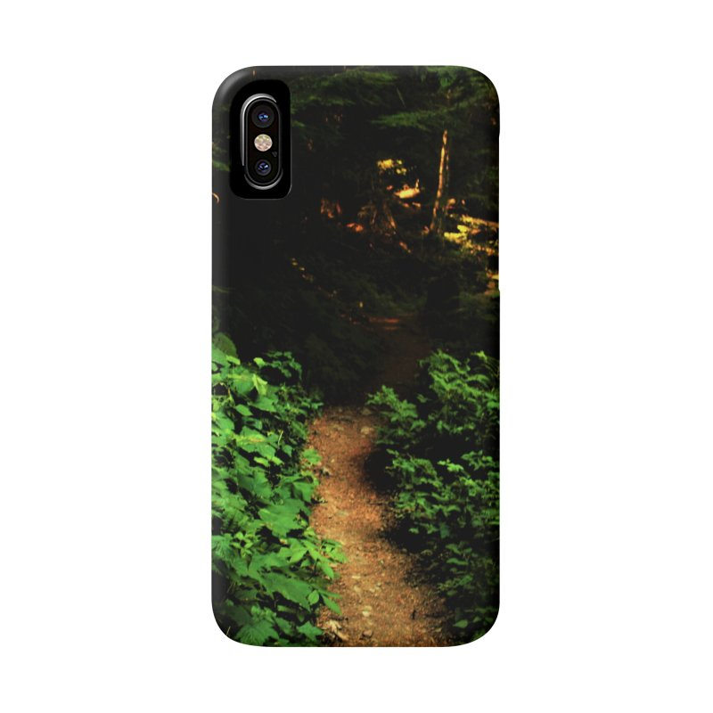 Forest Path Accessories Phone Case by Soulstone's Artist Shop