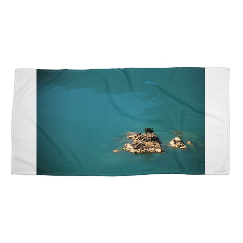 Island Accessories Beach Towel by Soulstone's Artist Shop