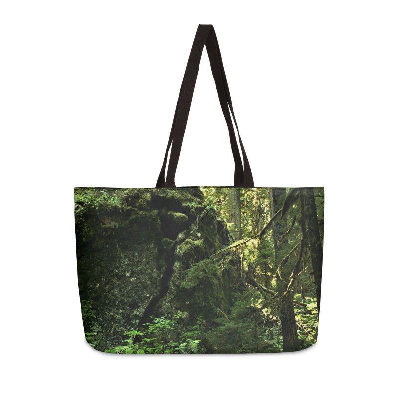 Cracked Cave Accessories Bag by Soulstone's Artist Shop
