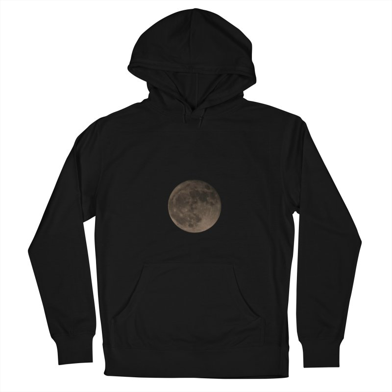 Moon Men's French Terry Pullover Hoody by Soulstone's Artist Shop