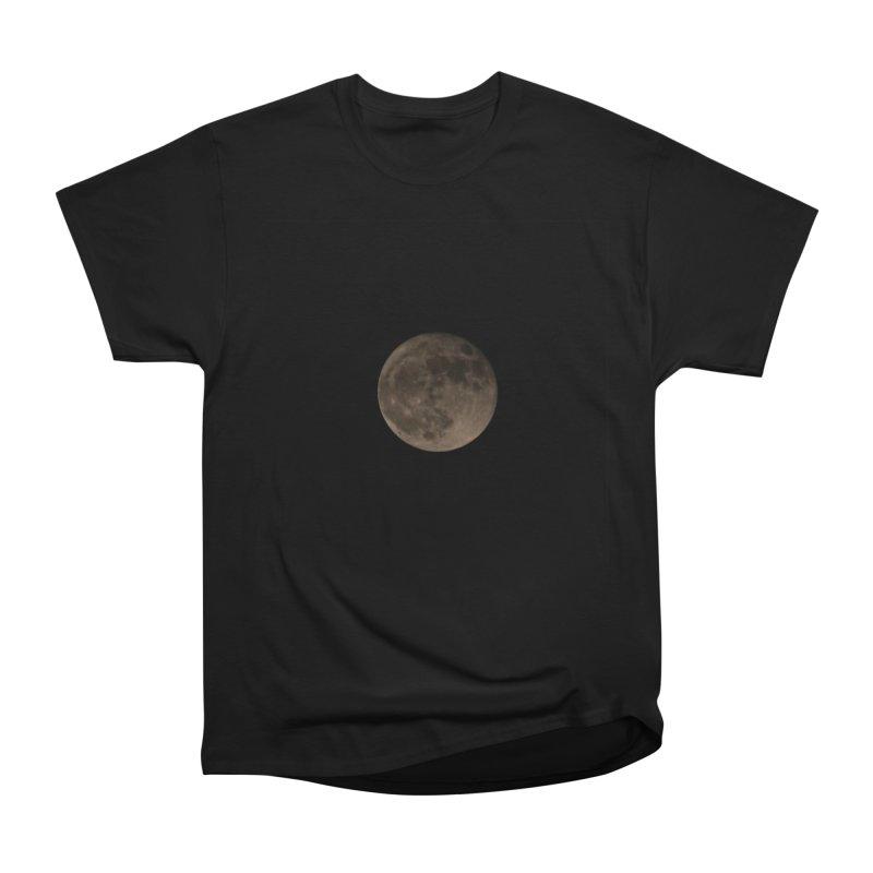 Moon Men's Heavyweight T-Shirt by Soulstone's Artist Shop
