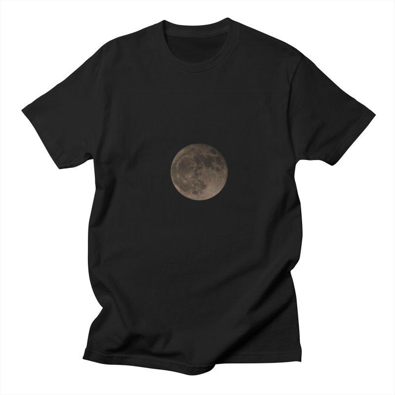 Moon Women's Unisex T-Shirt by Soulstone's Artist Shop