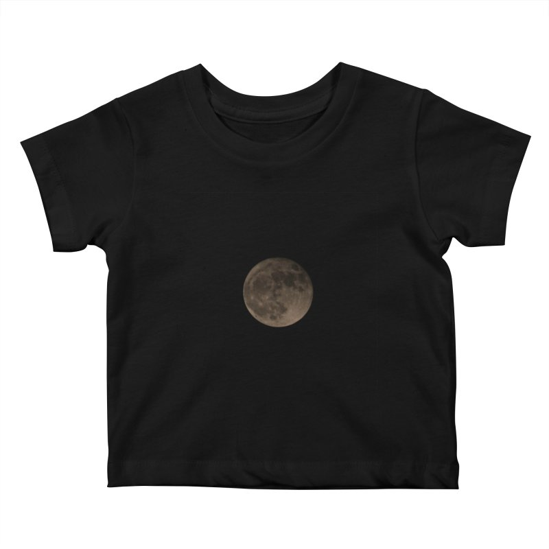 Moon Kids Baby T-Shirt by Soulstone's Artist Shop