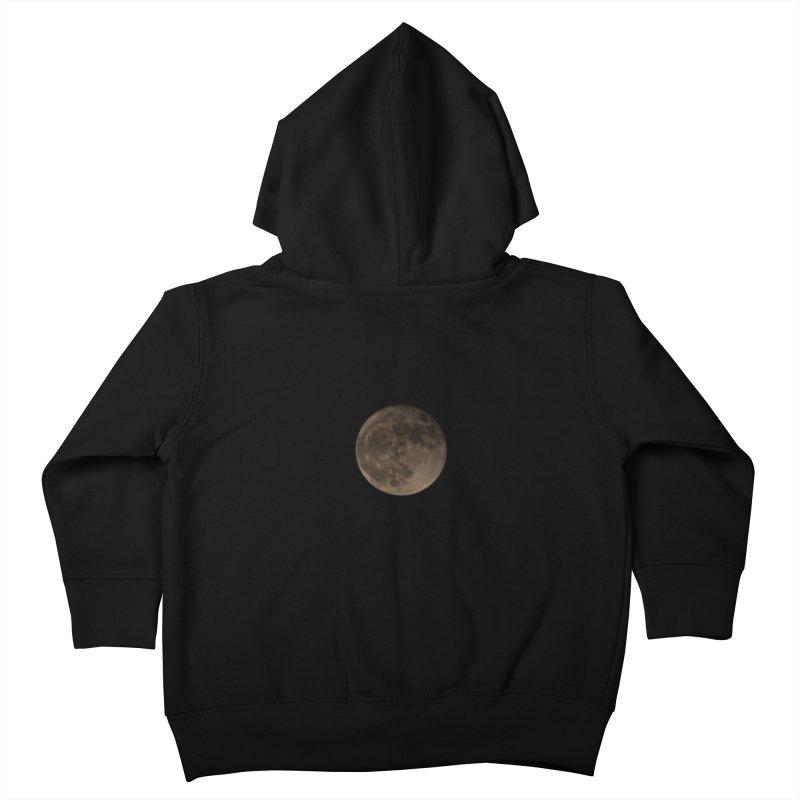 Moon Kids Toddler Zip-Up Hoody by Soulstone's Artist Shop