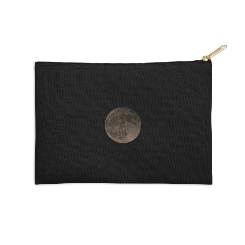 Moon Accessories Zip Pouch by Soulstone's Artist Shop