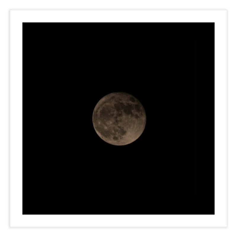 Moon Home Fine Art Print by Soulstone's Artist Shop