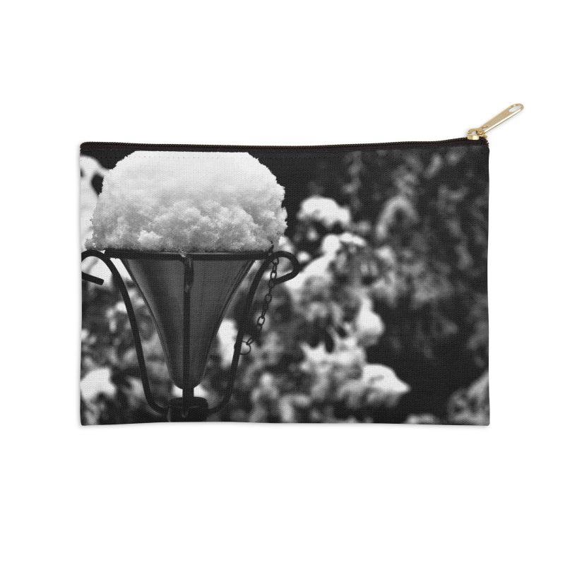 Snow Cone Accessories Zip Pouch by Soulstone's Artist Shop