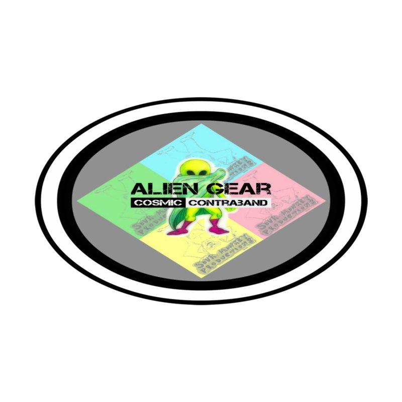 Alien Gear Oval Logo None by SourMonkey's Artist Shop