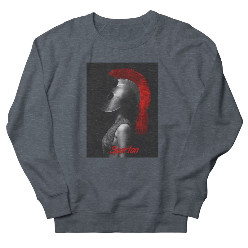 Spartan Up Women's French Terry Sweatshirt by Far From Basyc