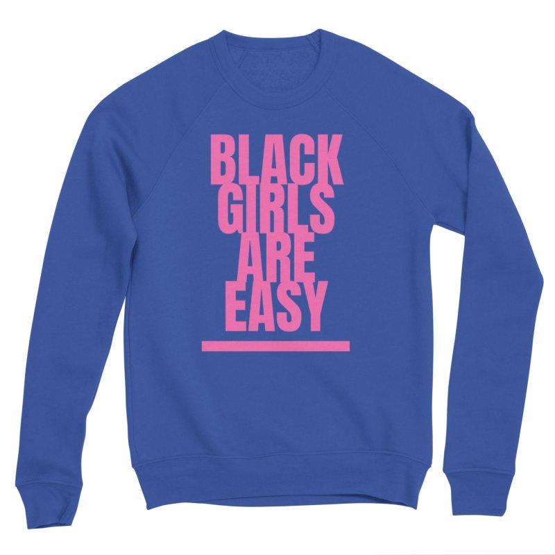 BGAE PInk Men's Sponge Fleece Sweatshirt by Far From Basyc