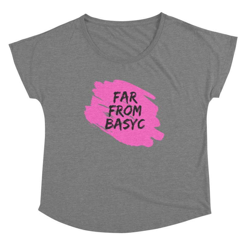 Women's None by Far From Basyc