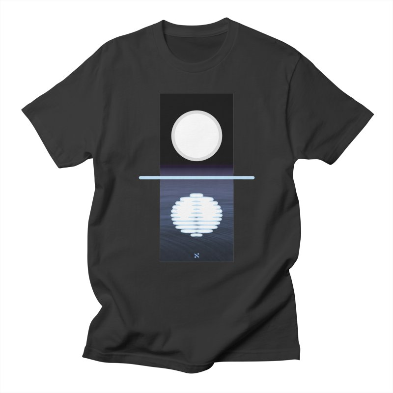 Reflect Men's T-Shirt by Sam Arias