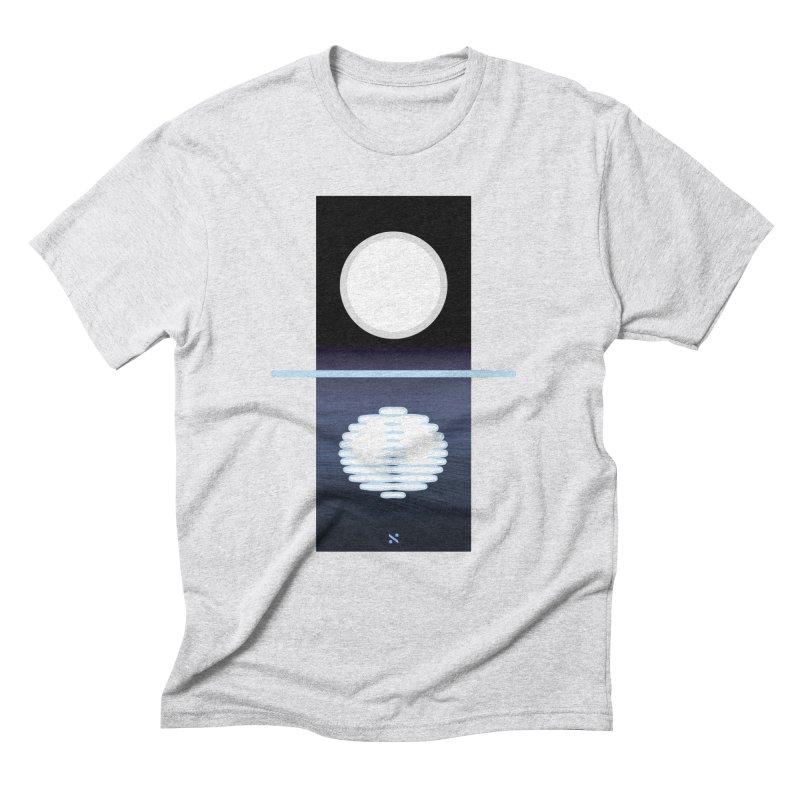 Reflect Men's Triblend T-Shirt by Sam Arias