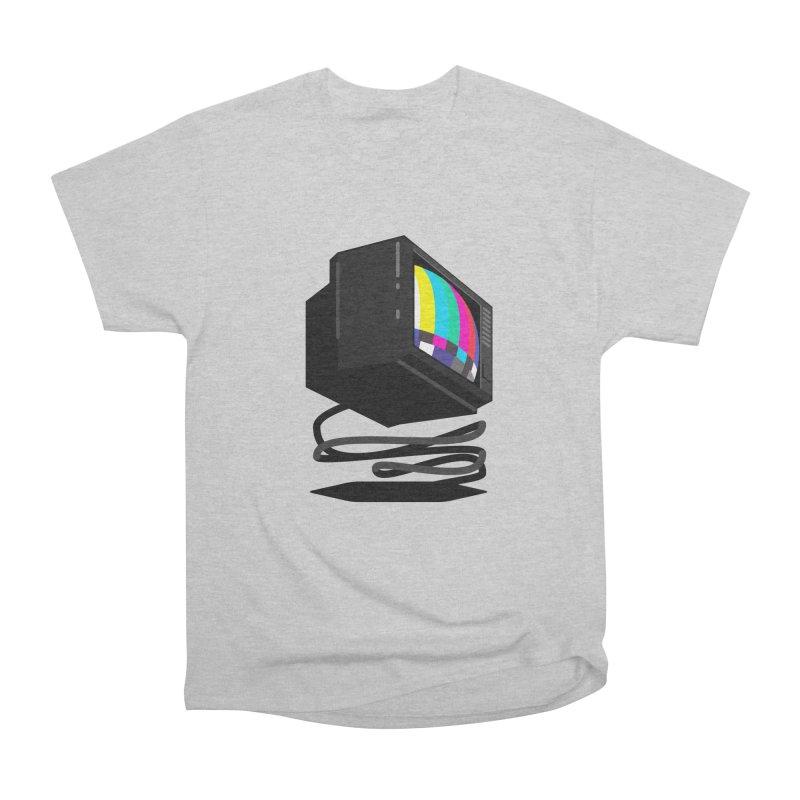 TeeVeeHedron (Error Signal) Men's Classic T-Shirt by Sam Arias