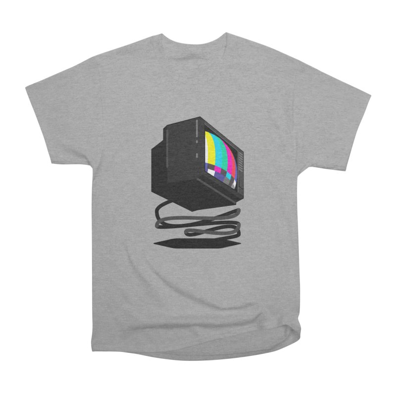 TeeVeeHedron (Error Signal) Women's Classic Unisex T-Shirt by Sam Arias