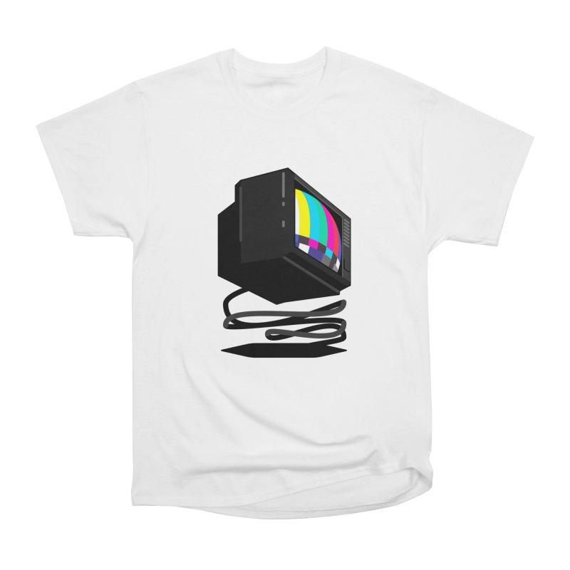 TeeVeeHedron (Error Signal) Women's Classic Unisex T-Shirt by Sam Arias