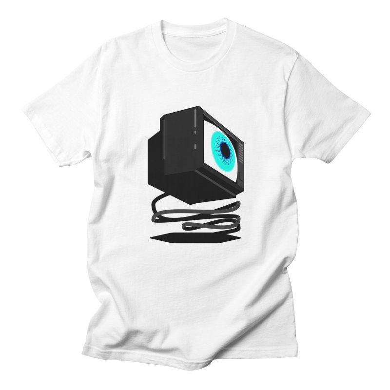 TeeVeeHedron (Staring) Women's Unisex T-Shirt by Sam Arias