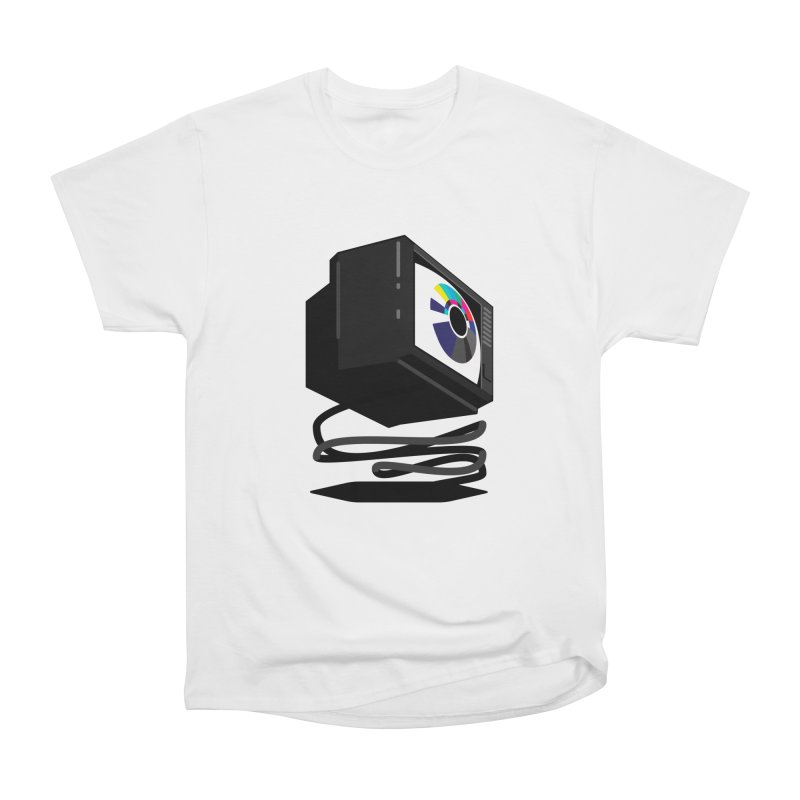TeeVeeHedron (Blinding) Women's Classic Unisex T-Shirt by Sam Arias