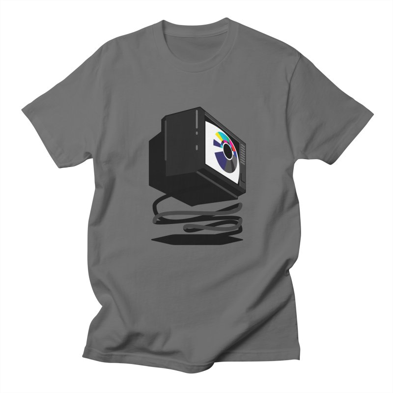 TeeVeeHedron (Blinding) Men's T-shirt by Sam Arias