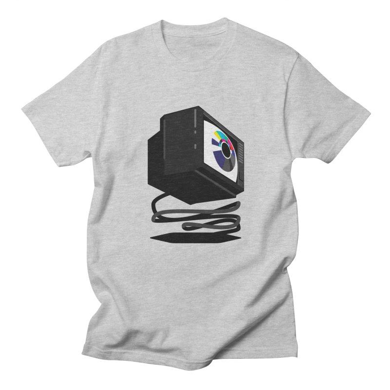 TeeVeeHedron (Blinding) Men's T-Shirt by Sam Arias