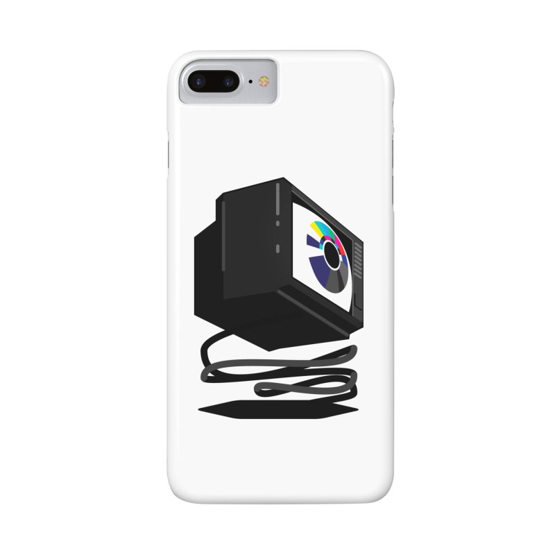 TeeVeeHedron (Blinding) Accessories Phone Case by Sam Arias