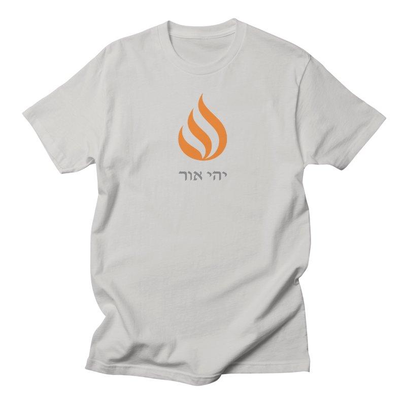Spertus Flame 2 Color Men's T-Shirt by Spertus Shop