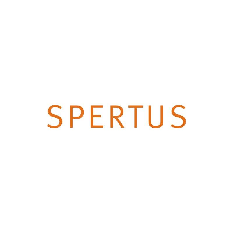 SPERTUS Orange Kids Baby T-Shirt by Spertus Shop