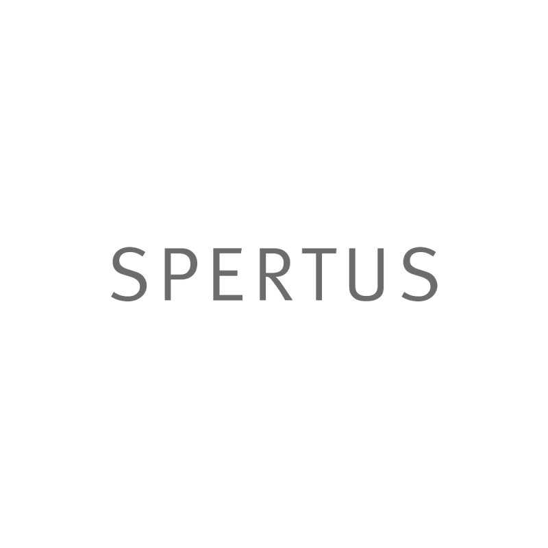 SPERTUS Grey Men's Longsleeve T-Shirt by Spertus Shop
