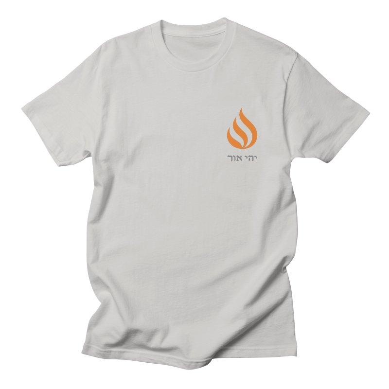 Spertus Flame 1 Color Men's T-Shirt by Spertus Shop