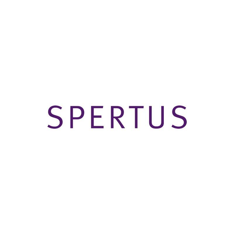 SPERTUS Purple V2 for hoodies Women's Zip-Up Hoody by Spertus Shop