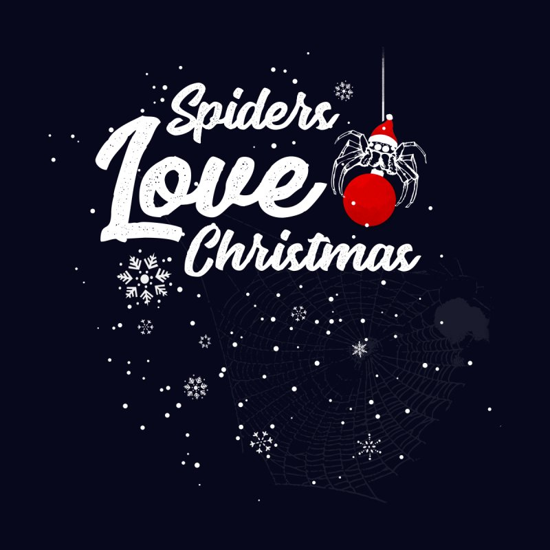 Spiders Love Christmas by Spiderluf's Unusual Gifts