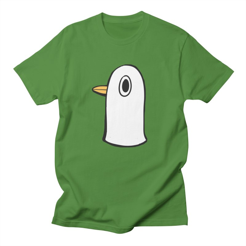 Spiff Bird Knows What You Did Men's T-Shirt by The Spiffai Shop