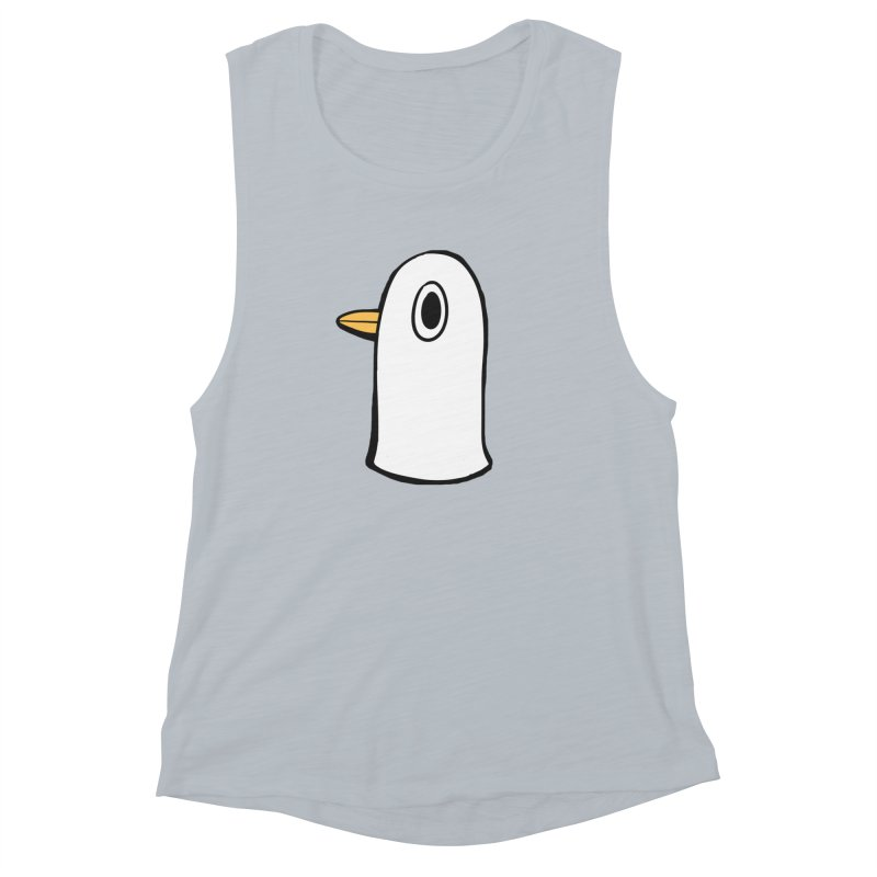 Spiff Bird Knows What You Did Women's Muscle Tank by The Spiffai Team Shop