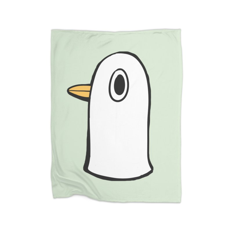 Spiff Bird Knows What You Did Home Blanket by The Spiffai Team Shop