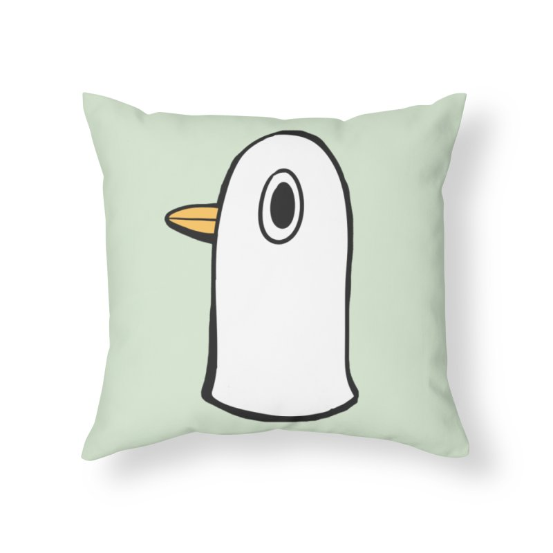 Spiff Bird Knows What You Did Home Throw Pillow by The Spiffai Team Shop