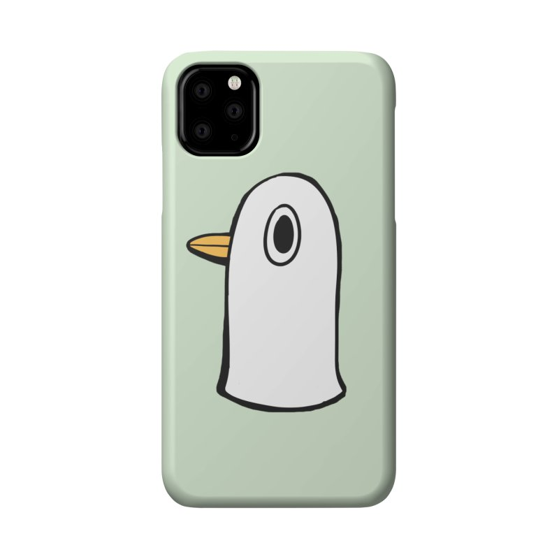 Spiff Bird Knows What You Did Accessories Phone Case by The Spiffai Shop