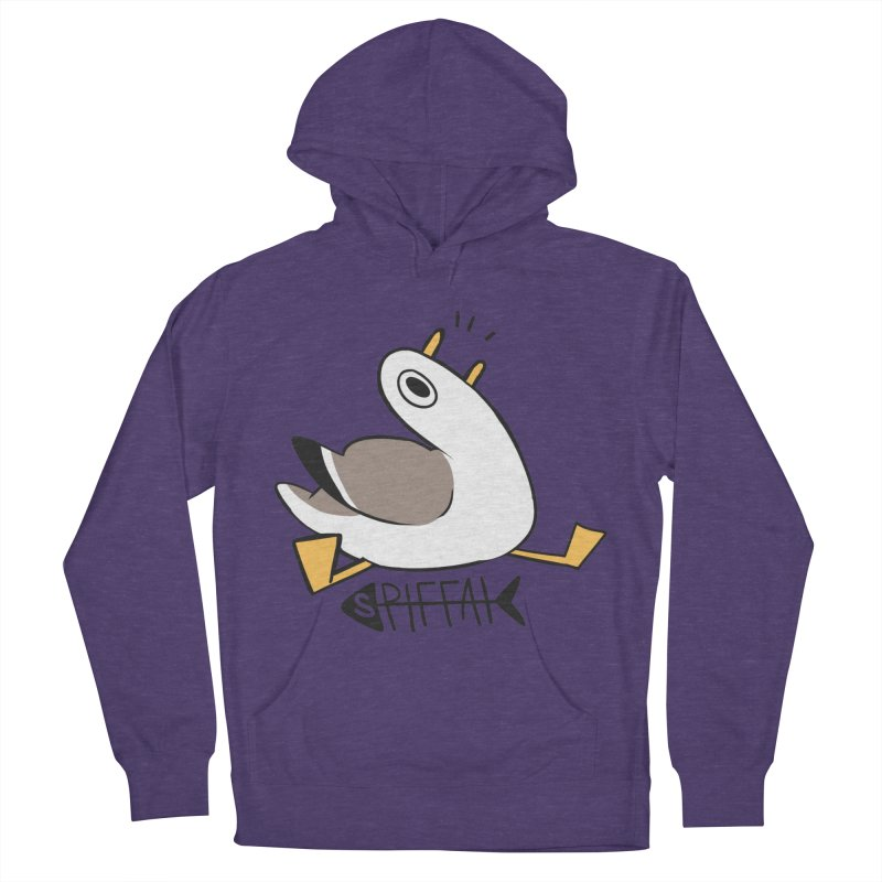 Spiffai Logo Men's Pullover Hoody by The Spiffai Team Shop